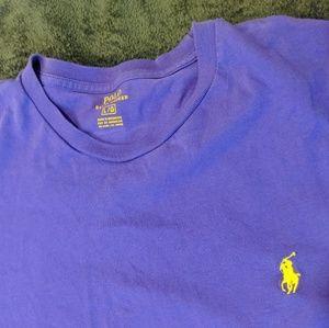 Men's Purple T shirt